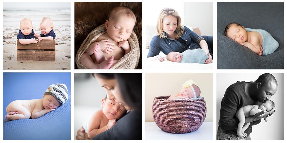 Classic Newton Newborn Photographer