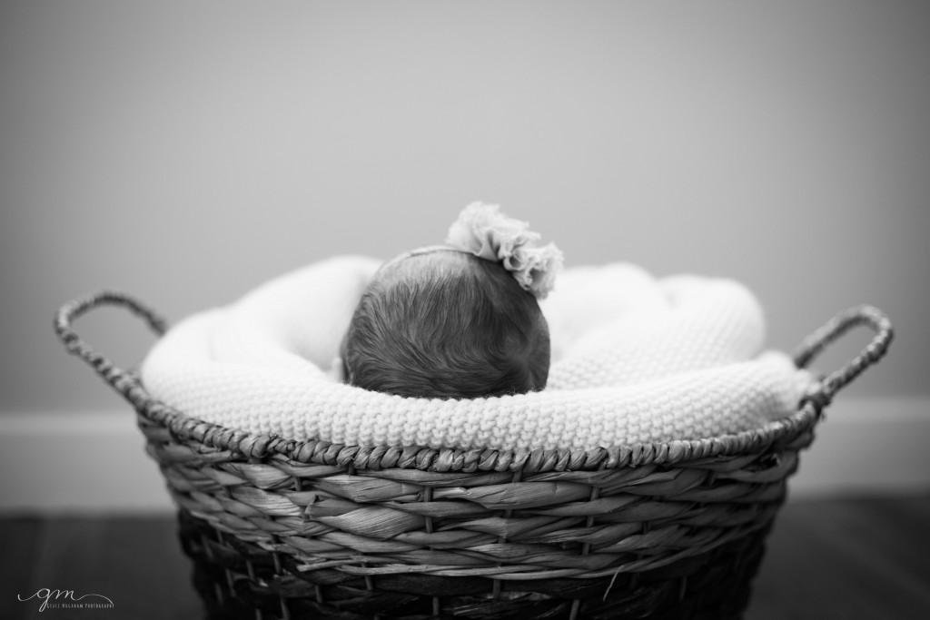 Classic Westborough newborn photography