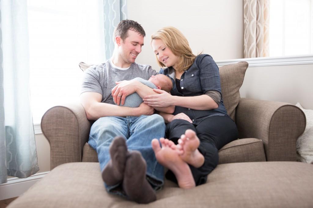East Bridgewater Newborn Photography
