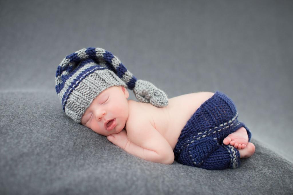 Newborn baby photography Newton 1