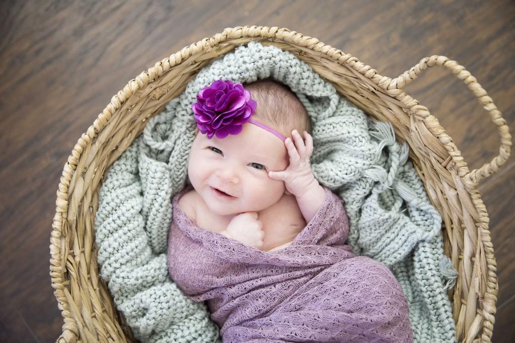 Newton newborn baby photography