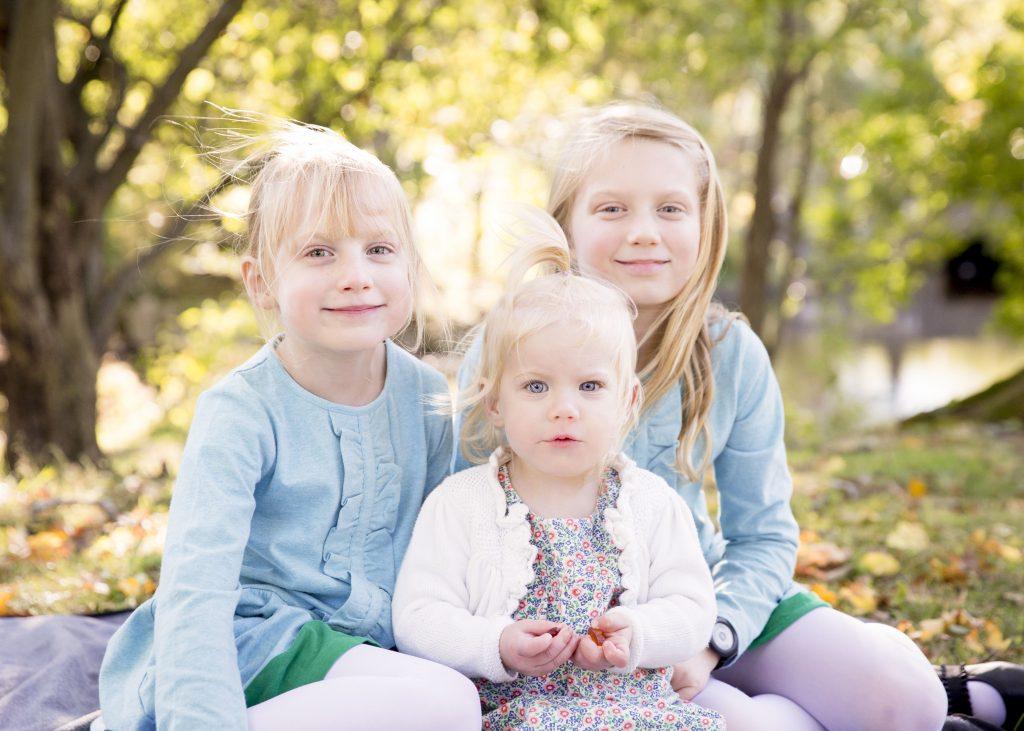 Newton family photography