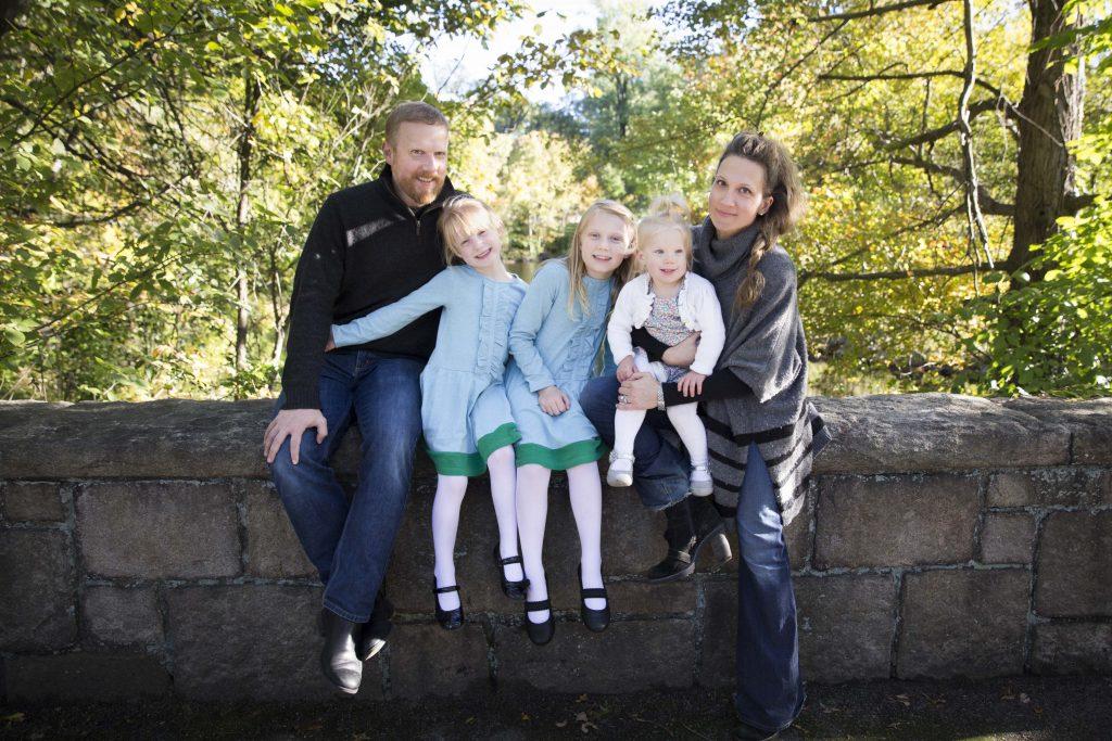 Newton family photos