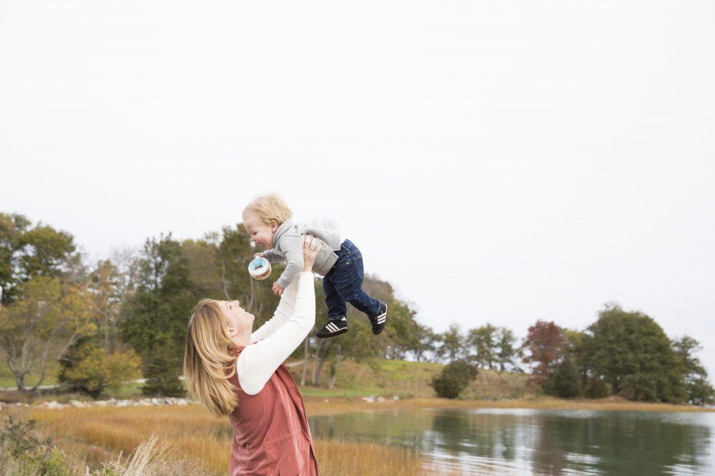 Hingham family photos